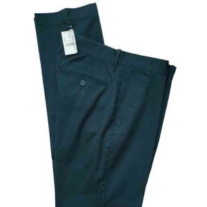 J Crew Sutton Chinos Pants Green 32 X 34